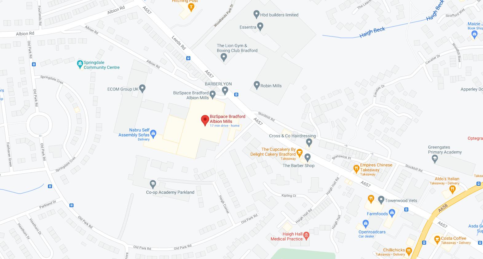 ART office location